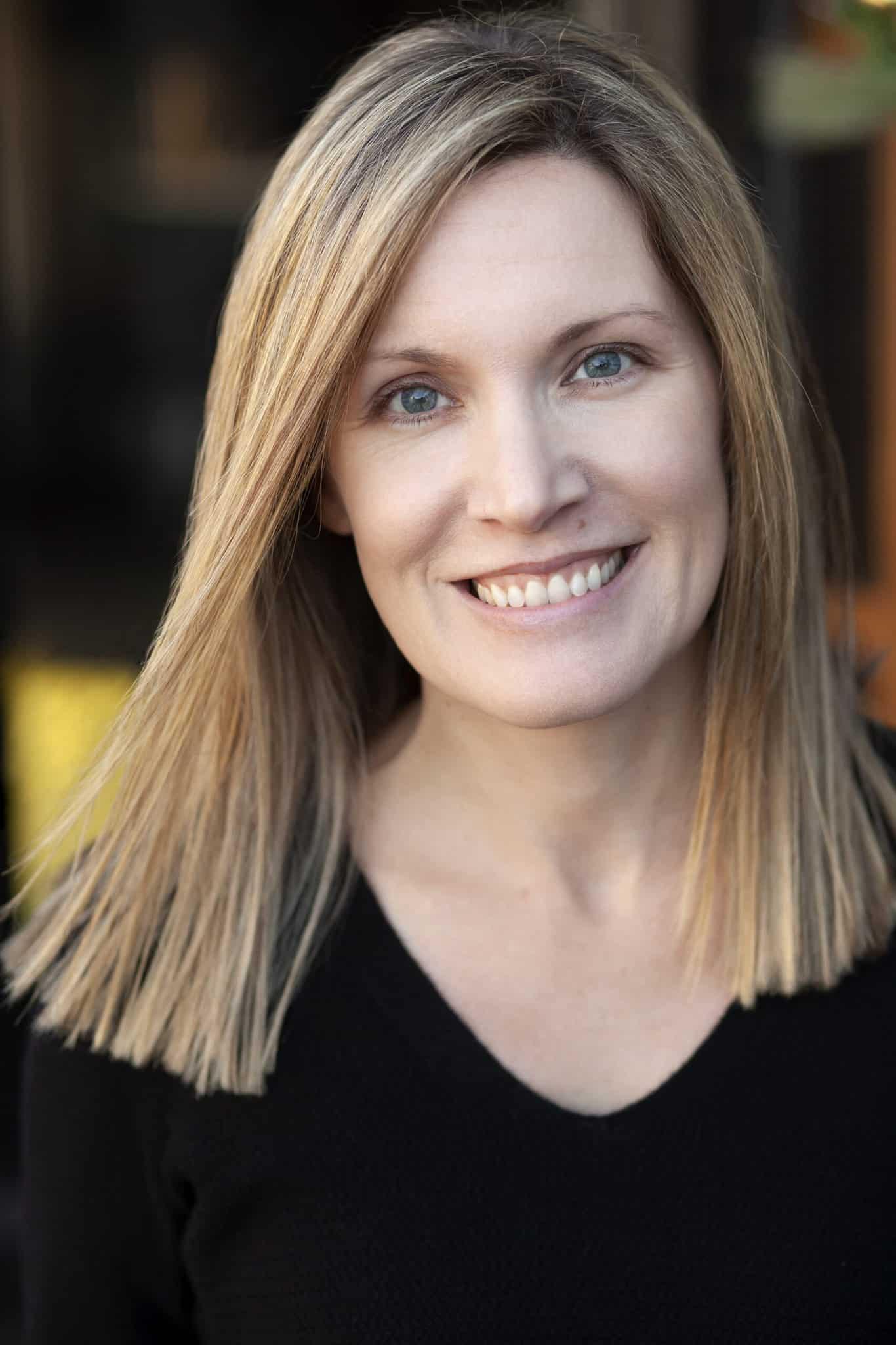 Headshot of author, Megan Miranda